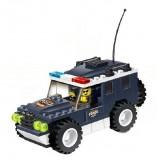 Wholesale - WANGE High Quality Building Blocks Police Series Squad Car 114 Pcs LEGO Compatible