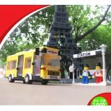 Wholesale - WANGE High Quality Building Blocks Urban Bus Series 289 Pcs LEGO Compatible
