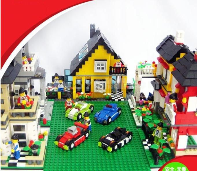 WANGE High Quality Plastic Blocks Duplex Series 480 Pcs LEGO Compatible 31053