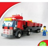 Wholesale - WANGE High Quality Plastic Blocks Truvk Series 409 Pcs LEGO Compatible 37103