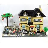 Wholesale - WANGE High Quality Villa Blocks Series 816 Pcs LEGO Compatible