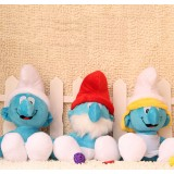 Wholesale - The Smurfs Series Plush Toy 18cm/7inch