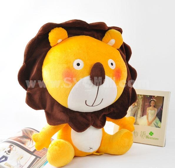 Cute Sunshine Lion Plush Toy 50cm/20in