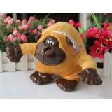 Wholesale - Cartoon Ape Plush Toy 15cm/6inch