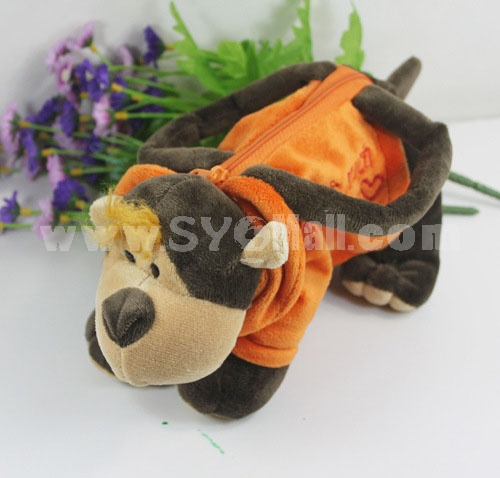 Creative Cute Ape Plush Toy Coin Purse 24cm/9in