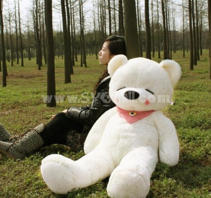 Cute Mimi Bear Plush Toy 120cm/46in