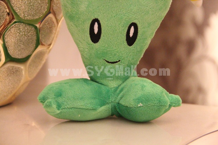 Small Size Plants vs Zombies 2 Series Plush Toy Bloomerang 17*12CM/7*5""