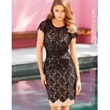 Wholesale - KM Lace Slim Dress Evening Dress KM002