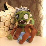 Wholesale - Plants vs Zombies 2 Series Plush Toy Pirate 30cm/12inch Tall