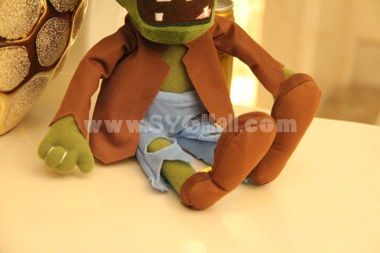 Plants vs Zombies 2 Series Plush Toy Pirate Small Size 30*12CM/12*5""