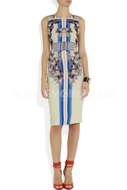 2013 New Arrival Lady Slim Dress Evening Dress D085