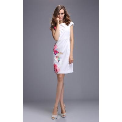 http://www.orientmoon.com/84615-thickbox/2013-new-arrival-round-neck-painting-pattern-slim-dress-evening-dress-3698.jpg
