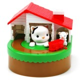 Wholesale - Cartoon Mouse and Cat Piggy Bank Money Box
