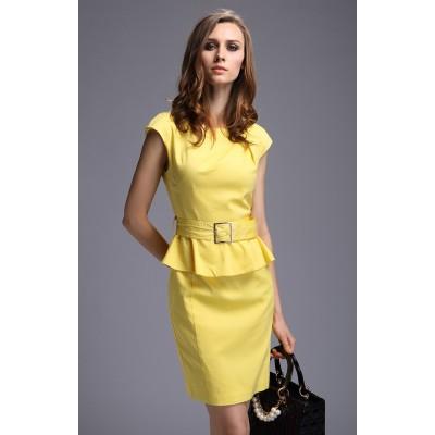 http://www.orientmoon.com/84788-thickbox/2013-new-arrival-round-neck-falbala-solid-color-slim-dress-evening-dress-dq083.jpg