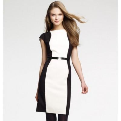 http://www.orientmoon.com/84964-thickbox/ak-2013-new-arrival-ol-style-color-contrast-round-neck-slim-dress-evenning-dress.jpg