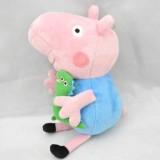 Wholesale - Peppa Pig Plush Toy George Peppa Small 19cm