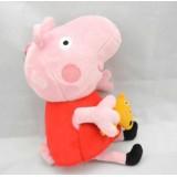 Wholesale - Peppa Pig Plush Toy Single Peppa Small 19cm