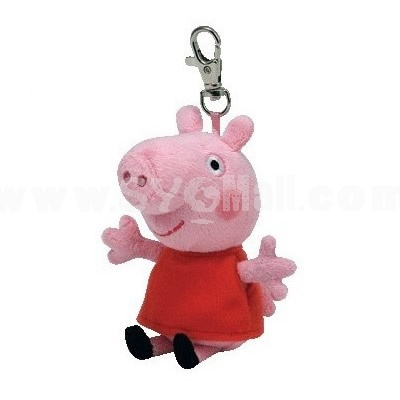 Peppa Pig Plush Toy Single Peppa Small Size 19cm