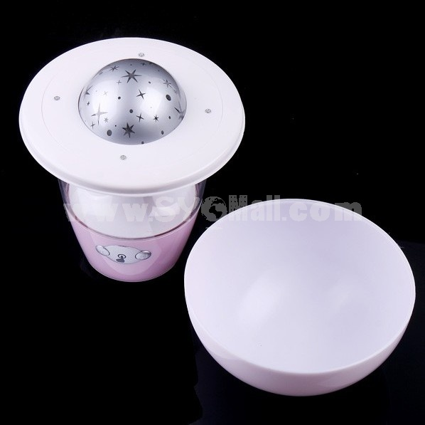 Musical Color Changing LED Mushroom Lamp Touch Night Light Colorful Lighting