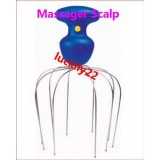 Wholesale - Motorized Massager Scalp for Head Joints Muscles