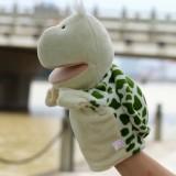 wholesale - Nici Cartoon Animal Hand Puppet Plush Toy - Tortoise