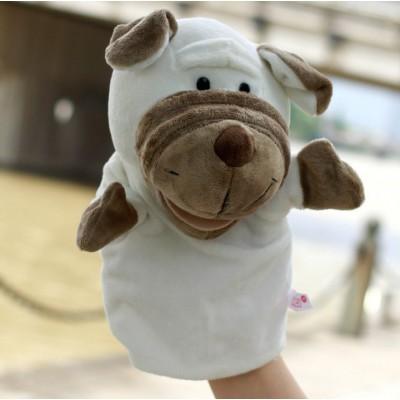 http://www.orientmoon.com/85489-thickbox/cute-cartoon-animal-madagascar-serious-hand-puppet-plush-toy-white-dog.jpg