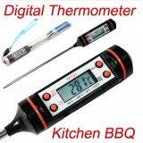Wholesale - Kitchen BBQ Digital Cooking Food Meat Probe Thermometer