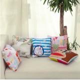 Wholesale - 37*37cm Cute Cartoon Throw Pillow Cushion Ali/Doraemon/Monkey