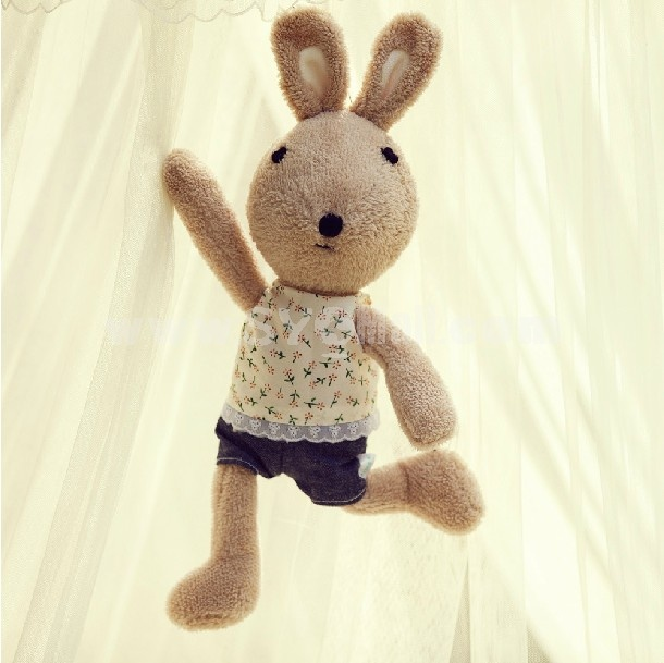 "45cm/17.7"" France Le sucre Rabbit Plush Doll Plush Toy"