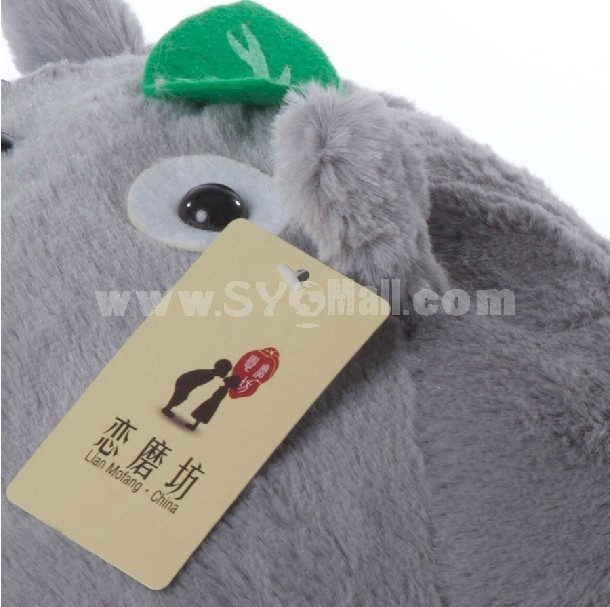 Cute Cartoon Thickene Warm Cotton Slipper Totoro/Ali/Bear/Monkey/China Doll