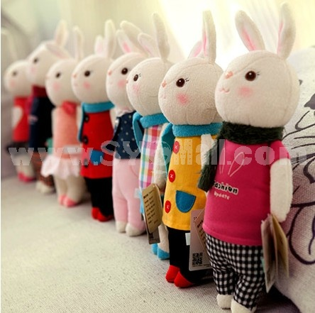 "35cm/13.8"" Metoo Rabbit Plush Doll Plush Toy"