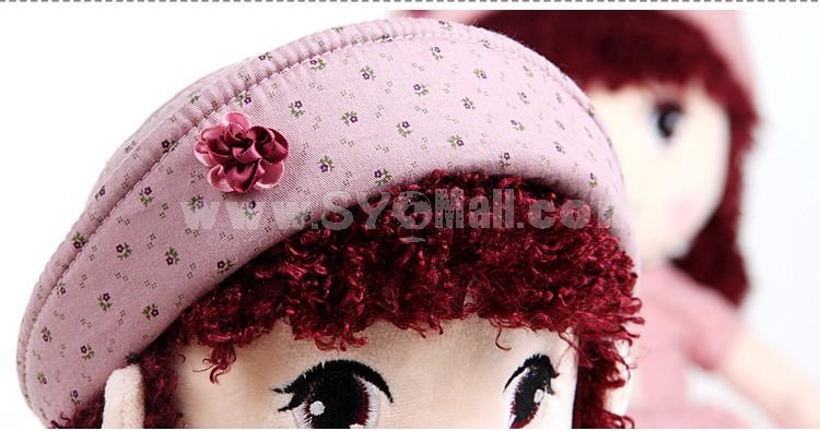 "40cm/15.7"" Princess Baby Doll Plush Toy"