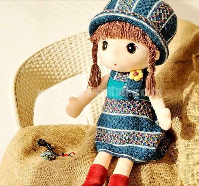 """60cm/23.6"""" Cute Baby Doll Plush Toy"""