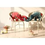"Wholesale - Chinese Lying Elephant Stuffed Pillow Plush Toy 70cm/27.5"""