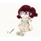 "Wholesale - European Princess Baby Doll Plush Toy 50cm/19.7"""