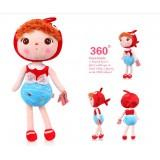 "Wholesale - Peacock Bear Plush Doll Plush Toy 65cm/25.6"""
