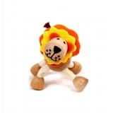 Wholesale - Cute & Novel Wooden Australia Animal Puppet Farm Series - Lion
