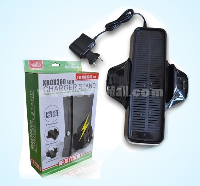 XBox Slim touch 3in1 Charger Stand