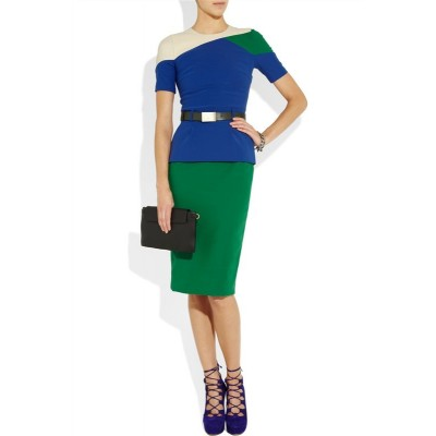 http://www.orientmoon.com/86021-thickbox/blue-green-color-joint-short-sleeve-lady-midium-dress-evening-dress.jpg