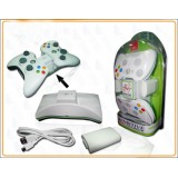 Wholesale - Xbox 360 Dual Charge station for Controller