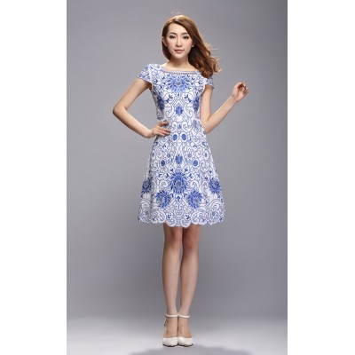 http://www.orientmoon.com/86043-thickbox/blue-and-white-porcelain-embroidery-short-sleeve-dress-evening-dress.jpg