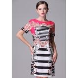 Wholesale - AS Vintage Style Loose Dress Evening Dress ML13602