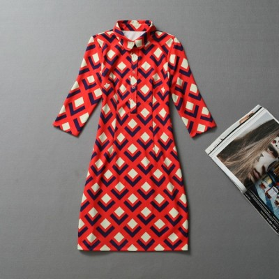 http://www.orientmoon.com/86214-thickbox/fifth-sleeve-rhombus-printing-dress-evening-dress.jpg