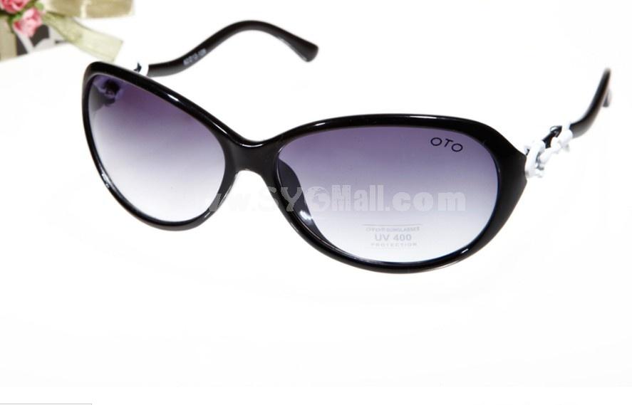 OTO fashion vintage style UV sunglass