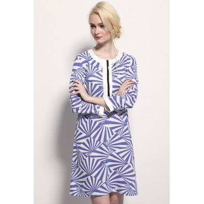 http://www.orientmoon.com/86534-thickbox/new-arrival-ninth-sleeve-geometric-figures-printing-dress-evening-dress.jpg