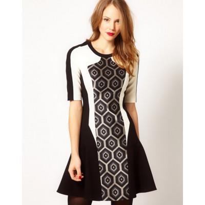 http://www.orientmoon.com/86556-thickbox/km-fifth-sleeve-printing-slim-dress-evening-dress-dp226.jpg