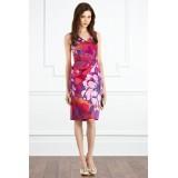 Wholesale - COAST  Corful Printing Slim Dress Evening Dress CT0698