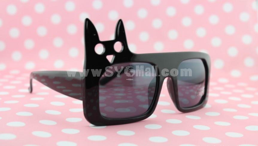 Cute rabbit sunglass