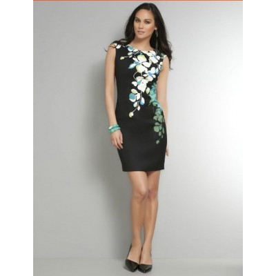 http://www.orientmoon.com/86744-thickbox/new-arrival-flower-printing-round-neck-slim-dress-evening-dress.jpg