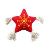 Wholesale - Colorful Star Pattern Pet Plush Toys
